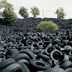 Compra de pneu granulado
