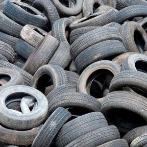 Coleta de pneus inservíveis