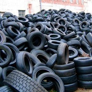 Compra de pneu usado para reciclagem