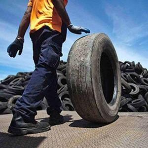 Empresa de coleta de pneus