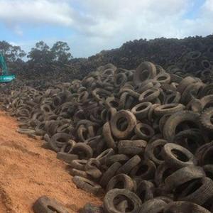 Pontos de coleta de pneus inservíveis