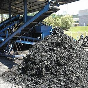 Reciclagem de pneus